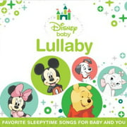 Disnel Baby Lullaby (CD)
