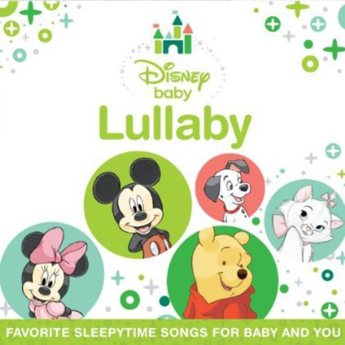 Disney Baby Lullaby (CD)