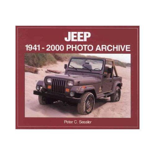 Jeep 1941-2000: Photo Archive
