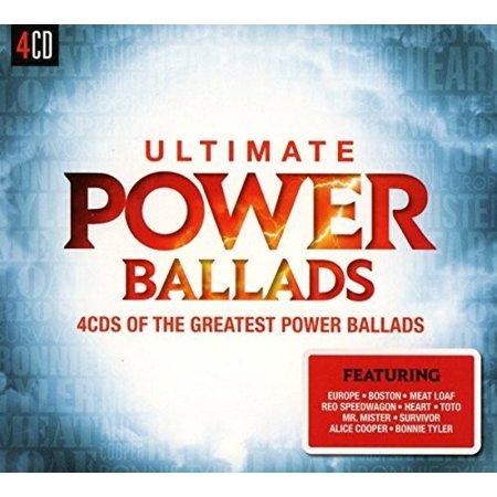 Ultimate Power Ballads / Various (CD)