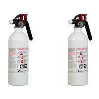 Kidde 2-Pack 5bc 2.35lbs Aluminum Rust Resistant Fire Extinguishers