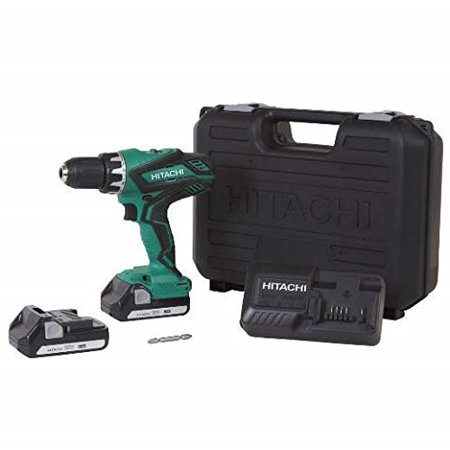 hitachi ds18dgl 18v 1.3 ah cordless lithium-ion 1/2 in. drill