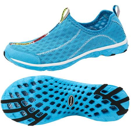 dbdcc8819f ALEADER - Aleader Men's Slip On Aqua Water Shoes - Walmart.com