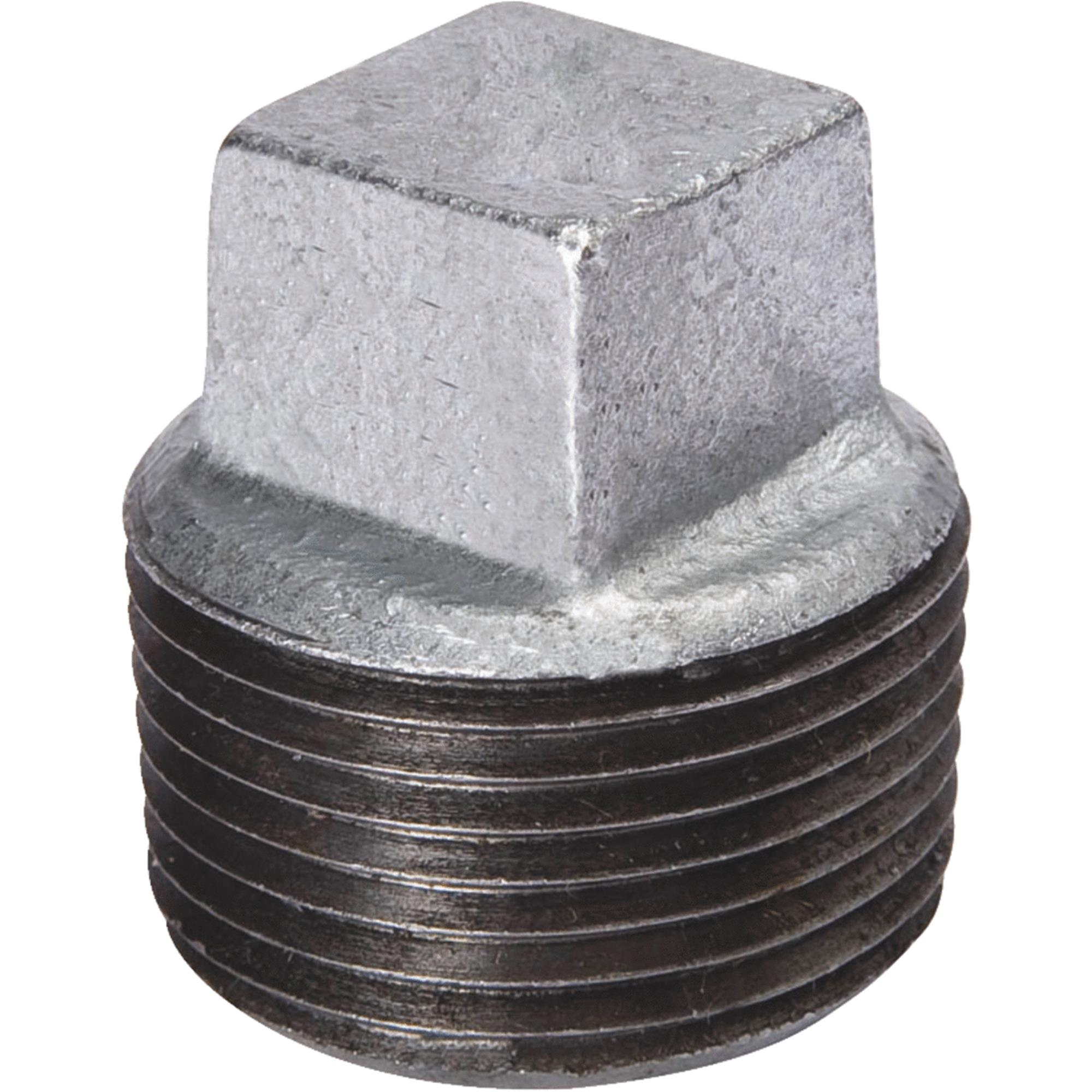 Galvanized Pipe Plug