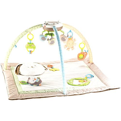 Juguete Para Bebe Fisher-Price Snugabunny Ultra Comfort Musical Gym + juguetes para bebes en VeoyCompro.net
