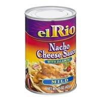 El Rio Nacho Cheese Sauce, Mild, 15 Oz
