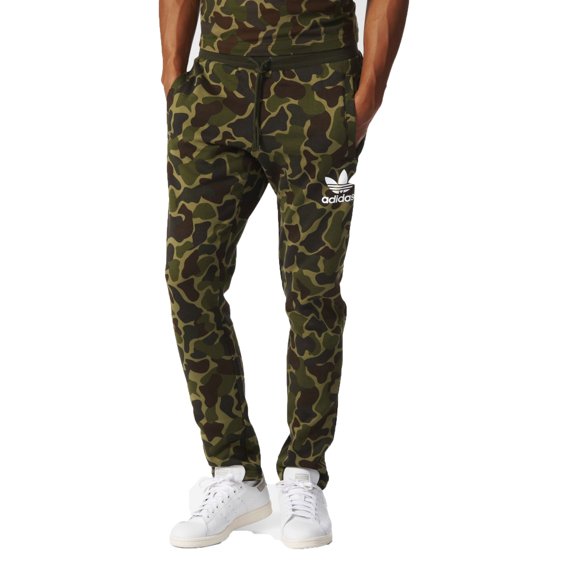 Adidas Originals Camouflage Men's Track Pants Multicolor bk5901