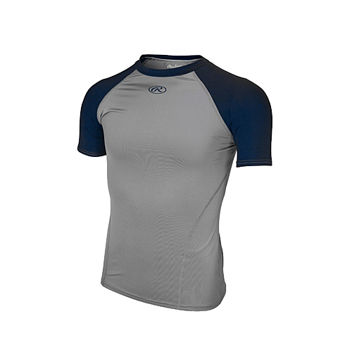 Rawlings YCPT Youth Baseball Compression Tee Assorted Size/Color