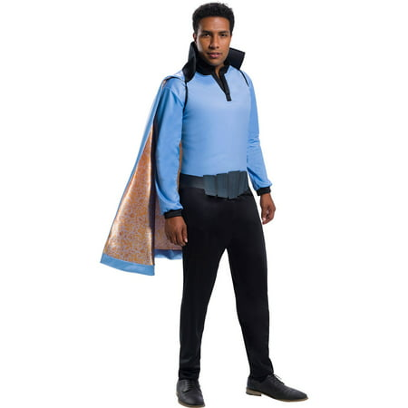 Star Wars Classic Mens Lando Calrissian Halloween Costume](Funny Dog Halloween Costumes Star Wars)