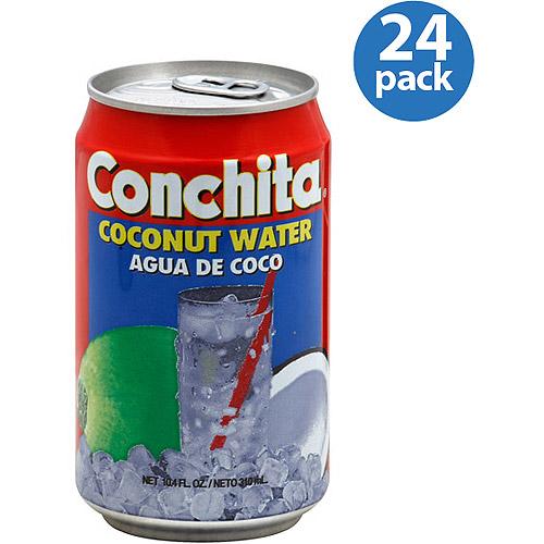 Conchita Coconut Water, 10.4 fl oz, (Pack of 24)