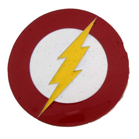 The Flash Comics Logo Belt Buckle Halloween Costume Metal Fashion Youth (Flash Fashion)