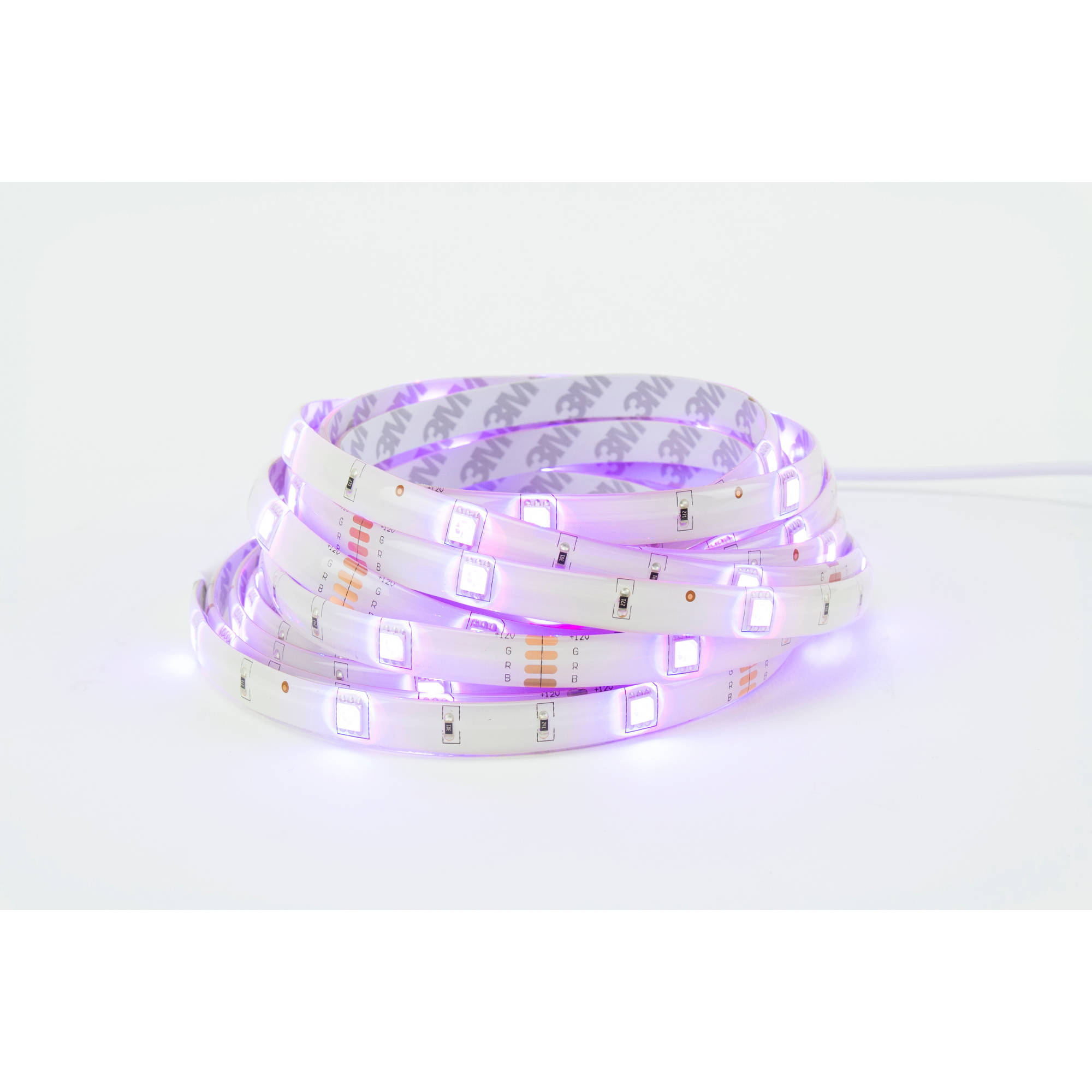 Mainstays LED Color Tape Light Walmart