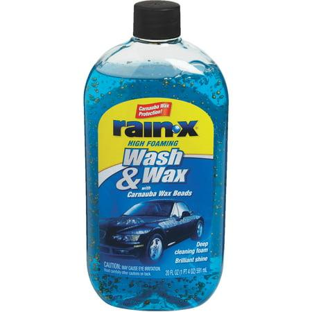 Rain- X Wash-n-Wax Beads 20 oz - RX51820D