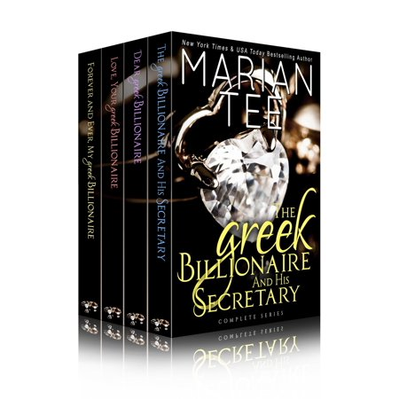The Greek Billionaire and His Secretary Boxed Set (Stavros and Willow) - eBook
