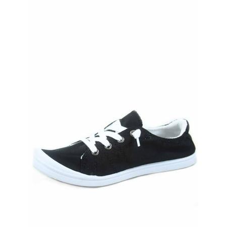 Zig-s Women's Causal Comfort Slip On Round Toe Flat Sneaker Shoes
