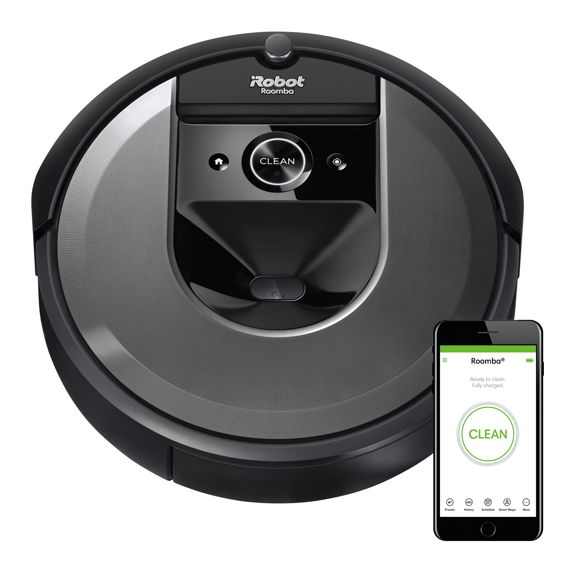 iRobot Roomba i7 Wi-Fi Connected Robot Vacuum (7150), Works with Alexa, Ideal