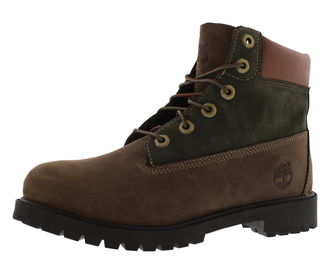 Timberland 6 Inch Classic Prm Boots Kid's Shoes Size by Timberland