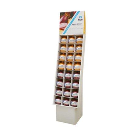 Onion Saver Floor Display, Assorted - 24 per - Pack Floor Display