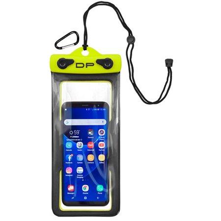 Dry Pak Cell Phone Case - 4 Inch x 8 Inch - Lemon Lime Cell Phone Case](Lemon Loves Lime Clearance)