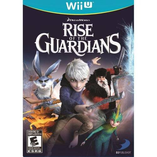Rise of the Guardians: The Video Game - Nintendo Wii U