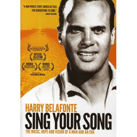 Sing Your Song  Harry Belafonte
