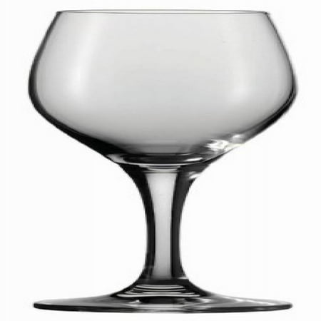 (Schott Zwiesel Tritan Crystal Glass Mondial Stemware Collection All Purpose White Wine Glass, 8.4-Ounce, Set of 6)