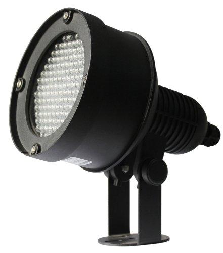 Cop Security 15-IL07 DC12V/AC 24V Hi-Impact Extreme Long Range Infrared Illuminator (Black)
