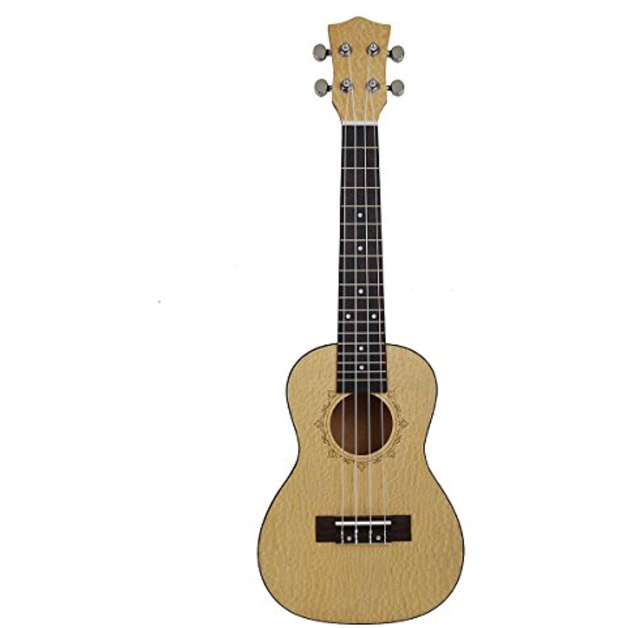 Kmise Professional Pearl Wood Concert Ukulele Ukelele Uke Hawaii Guitar 23 inch 18 Fret by Kmise
