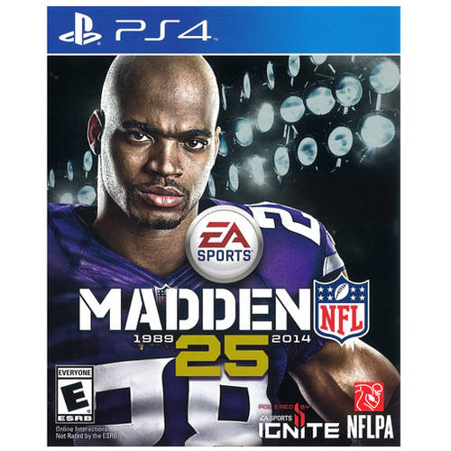 Madden Nfl 25 (PS4) - Pre-Owned