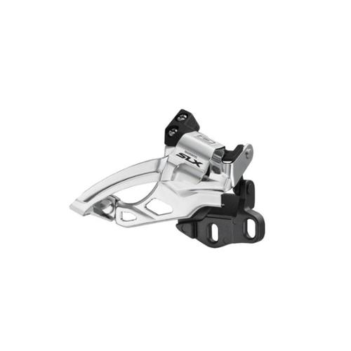 Shimano SLX M675 E2 Type 2x10 Top Swing Dual Pull Front Derailleur