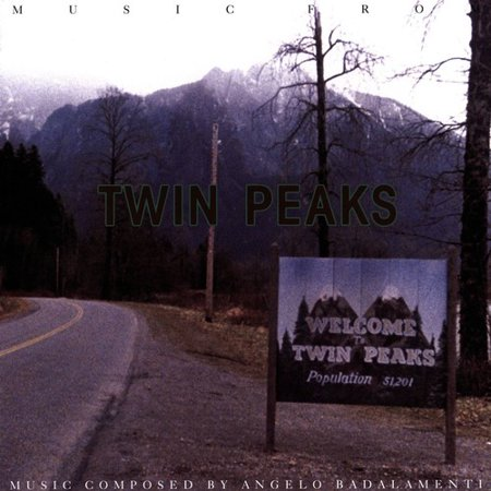 Twin Peaks Soundtrack  Vinyl