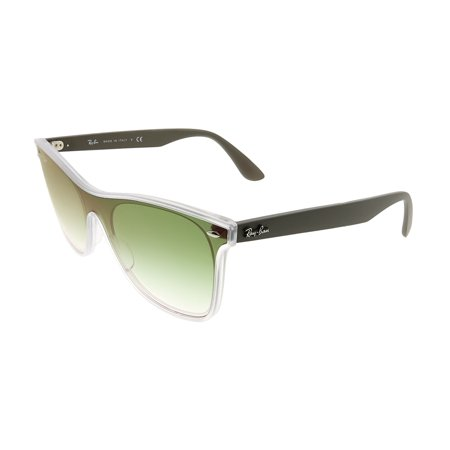 Ray-Ban Unisex RB4440N Blaze Wayfarer Sunglasses, 41mm (Rayban Wayfarer Braun)