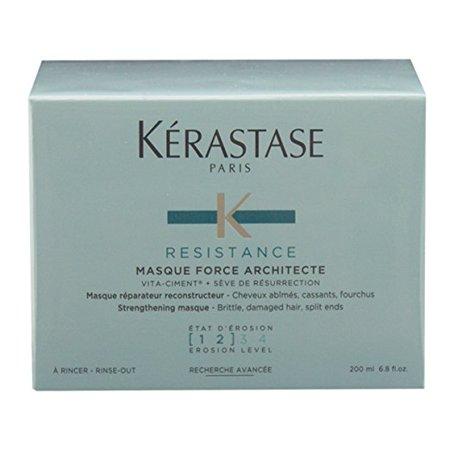 Force Vector Masque - Kerastase Resistance Masque Force Architecte Strengthening Masque 200ml 6.8oz
