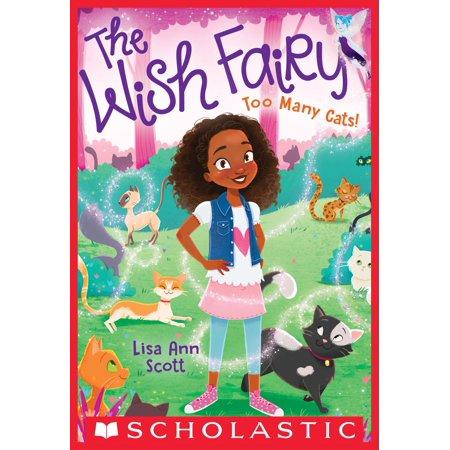 - Too Many Cats! (The Wish Fairy #1) - eBook