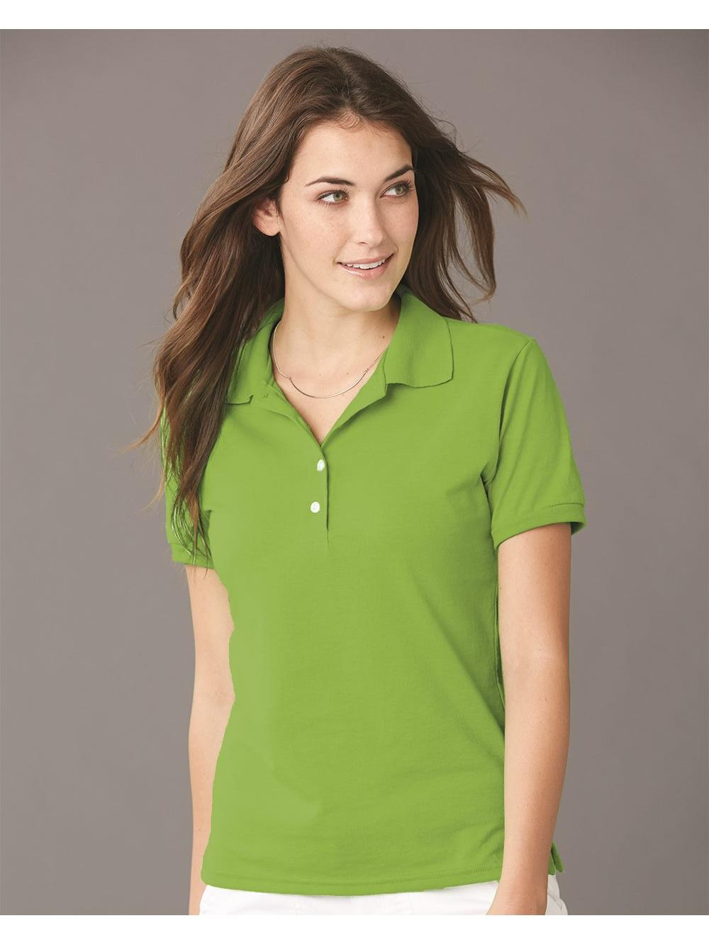Jerzees Sport Shirts Women's Spotshield™ 50/50 Sport Shirt