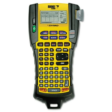 DYMO Rhino 5200 Industrial Label Maker, 5 Lines, 6-1/10w x 11-2/9d x 3-1/2h