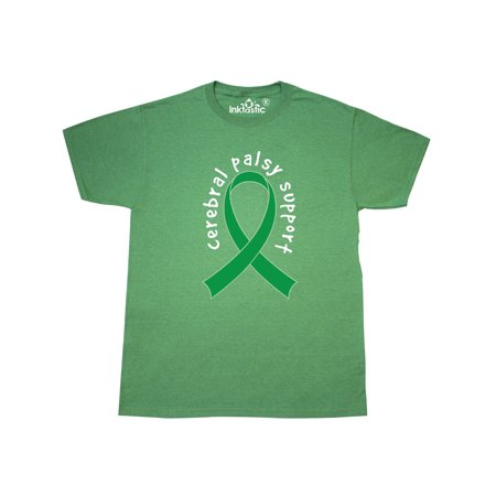 Cerebral Palsy Ribbon (Cerebral Palsy Green Ribbon)