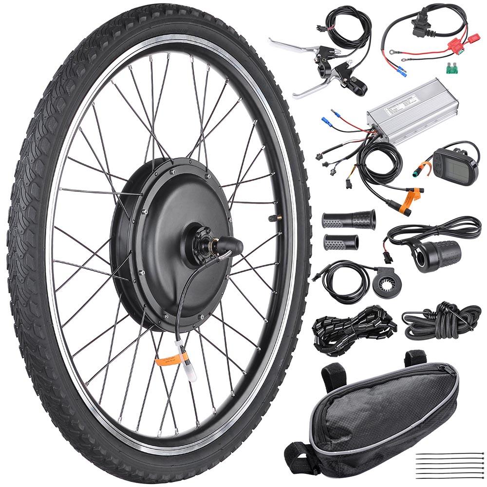 Yescom Front Wheel E-Bike Conversion Kit