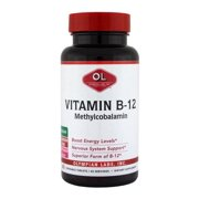 Mighty Methyl Vitamin B-12, Sublingual Olympian Labs 60 Tabs