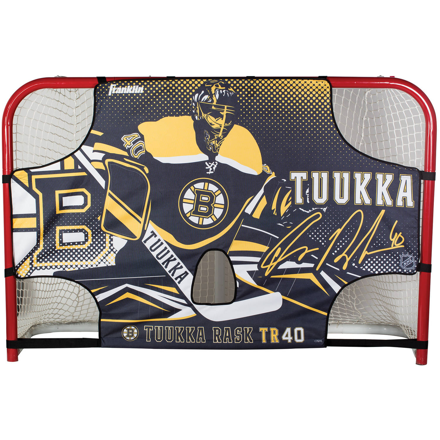 Franklin Sports Tuukka Rask Shooting Target by Franklin Sports