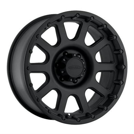 Pro Comp Alloy 7032-7970 Xtreme Alloys Series 7032 Black Finish