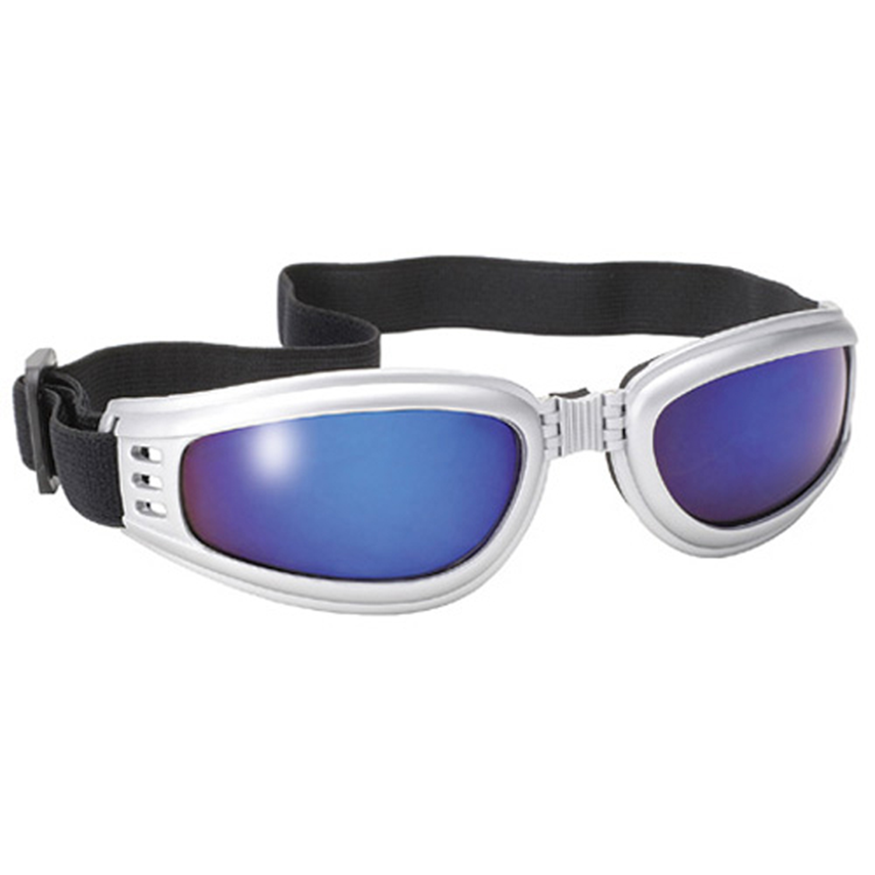 """PACIFIC COAST """"THE BEAST"""" BLACK GOGGLES - CLEAR LENS"""