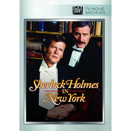 Sherlock Holmes In New York (DVD) ()