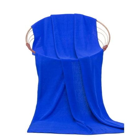 700*1400mm Absorbent Microfiber Bath Beach Towel Quick Drying Soft Swimming Beach Washcloth Portable Body Swimwear Shower Towel