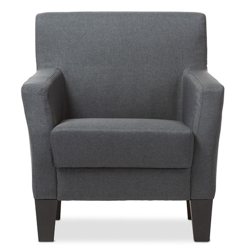 Wholesale Interiors Baxton Studio Silhouettes Club Chair