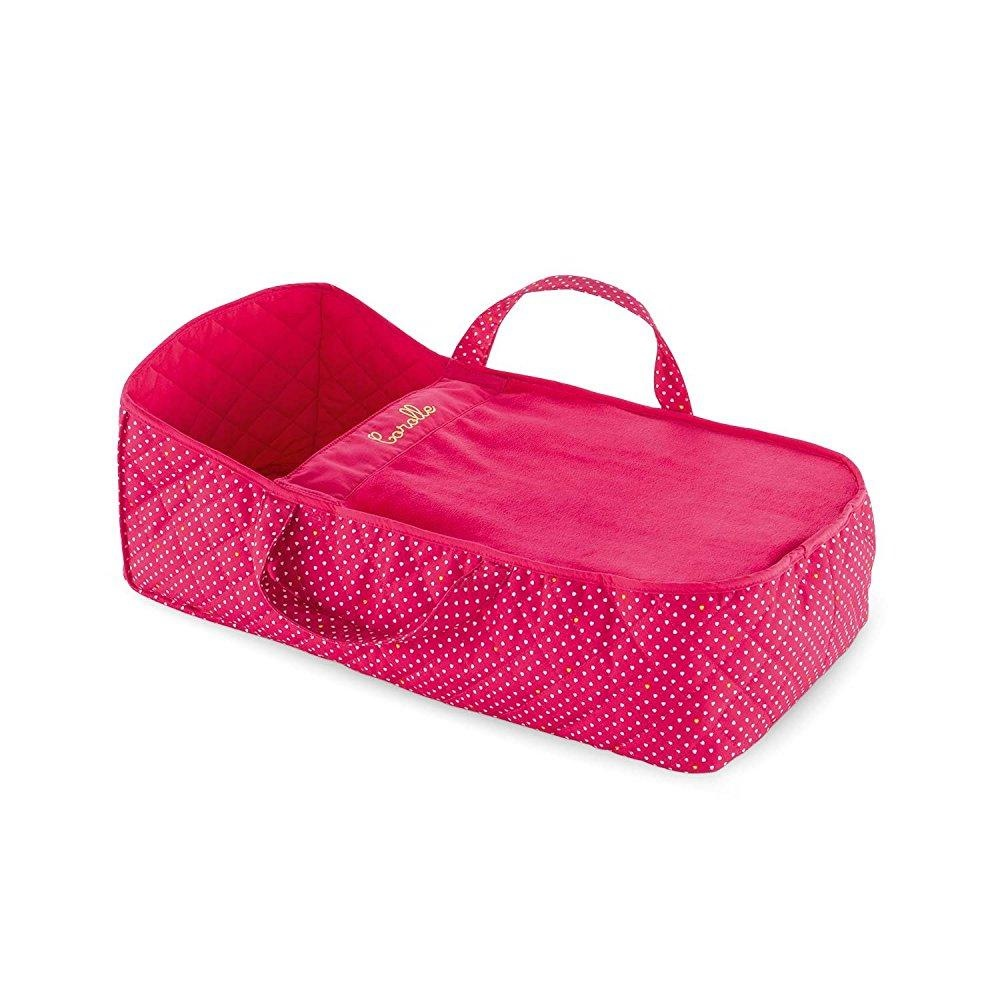 Corolle Mon Classique Cherry Carry Bed by Corolle