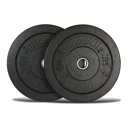 Diamond Training - Diamond Pro 10 lb Crumb Bumper Plate Pair