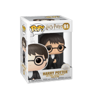 Funko POP! Harry Potter: Harry Potter S7 - Harry Potter (Yule)