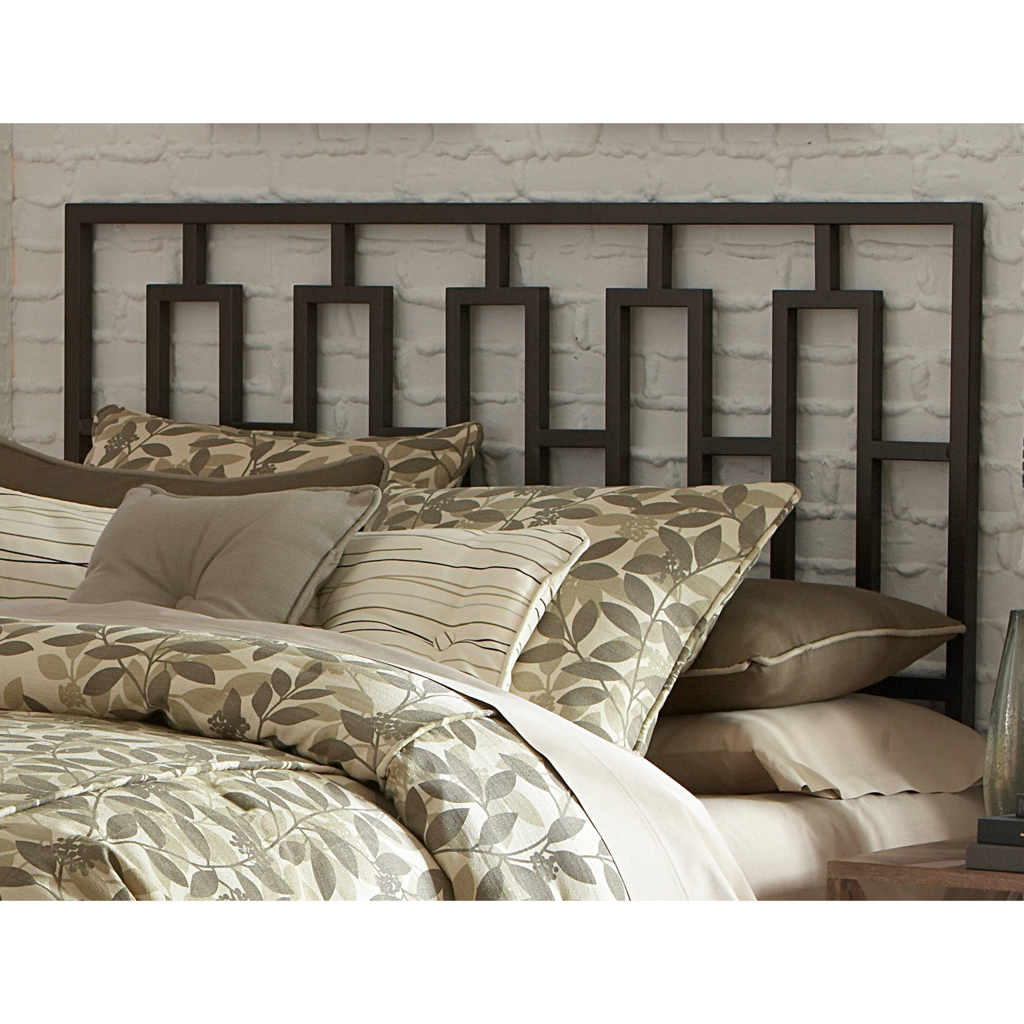 Fashion Bed Group by Leggett & Platt Miami Coffee Headboard, Multiple Sizes