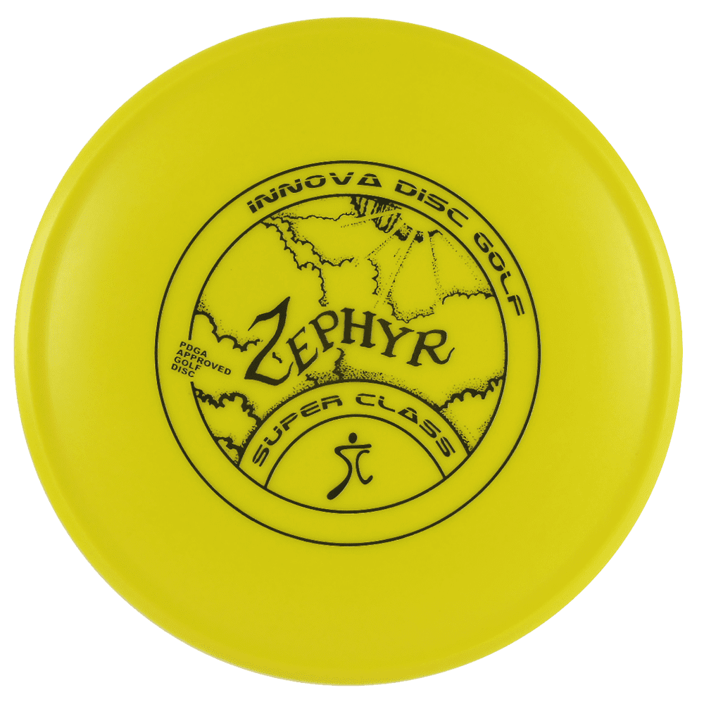 Innova DX Zephyr 190-199g Midrange Golf Disc [Colors may vary] 190-199g by